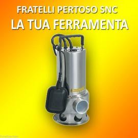POMPA TRITURATRICE SVX550 - 550W PER IL DRENAGGIO DELLE ACQUE SPORCHE