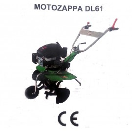 MOTOZAPPA MGM DL61 AMC159 FRESA 60