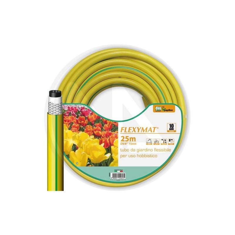 tubo irrigazione 5 8 x25mt flexymat x l 5 8 x25mt