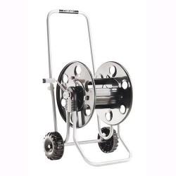 AVVOLGITUBO CLABER Metal 60 IN METALLO PER TUBI Fino A 85 Mt. -8891