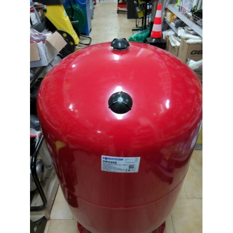Idrosfera 200lt autoclave verticale vaso di espansione a for Vasi di espansione a membrana
