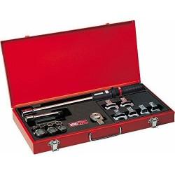 Assortimento in Cassetta di Lamiera, chiave dinamometrica 16 Pezzi (C1q) USAG U08112002 811 BN 200